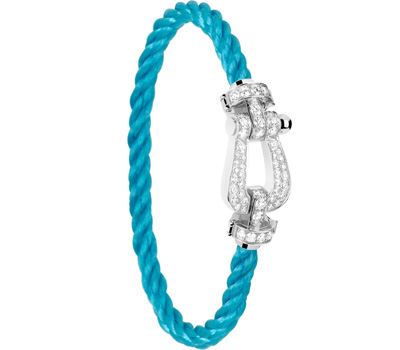 Bracelet Force 10 de Fred bleu