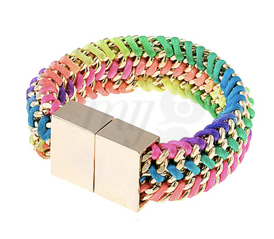 Bracelet Manchette Fluo - Bex Rox
