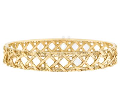 Bracelet Or Jaune My Dior - Dior Joaillerie