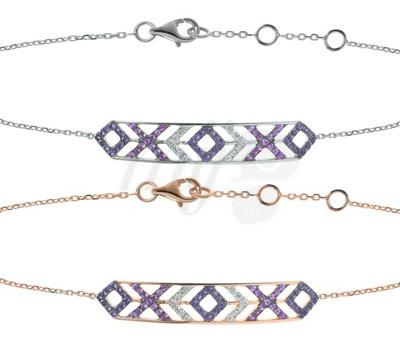 Bracelets Mexicana - Lisonia Joaillerie