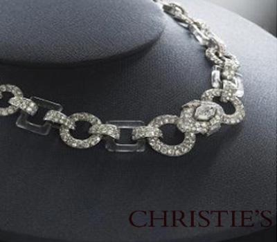 Collier Cartier Vente aux Enchères Christie's