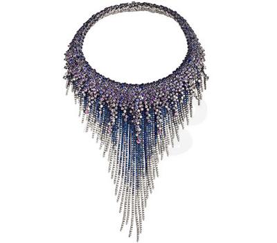 Collier Haute Joaillerie Medusa - Damiani