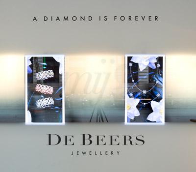 De Beers Joaillerie en Diamants - Galeries Lafayette