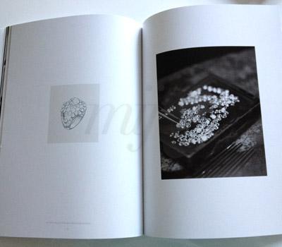 Livre Harry Winston Joaillerie en Diamants