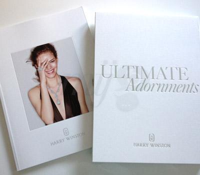 Livre Ultimate Adornments Harry Winston