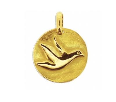 Médaille Colombe Philippe Tournaire Fête des Mères