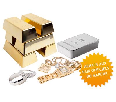 Rachat d'or et bijoux en belgique au prix marché