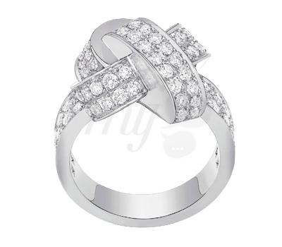 Bague Alix Diamants XL -Dinh Van