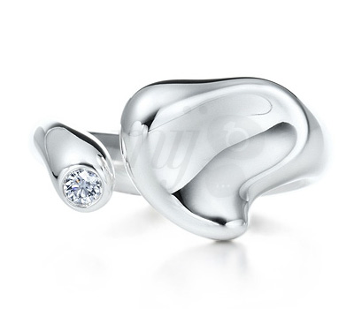 Bague Full Heart - Elsa Peretti pour Tiffany & Co