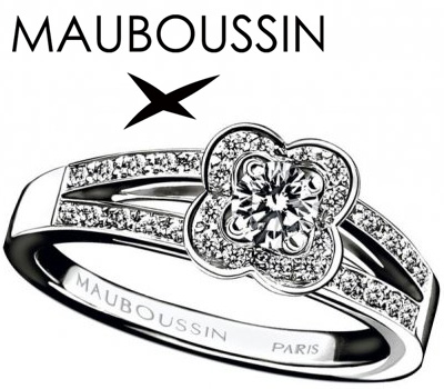 Bague Mauboussin Chance of Love