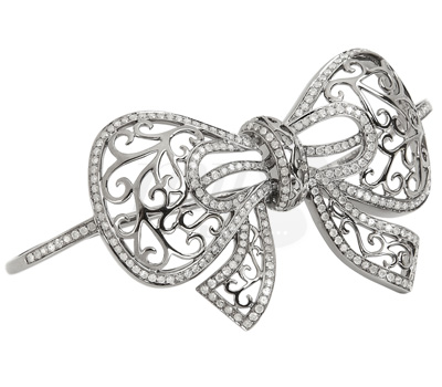 Bijou Noeud - Gaydamak Jewellery