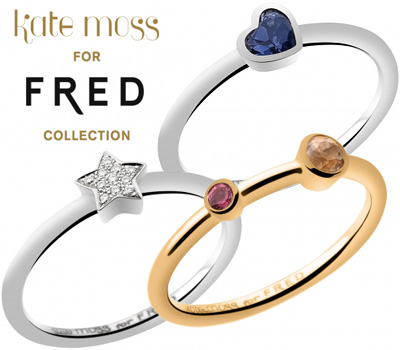 Bijoux Fred Joaillerie for Kate Moss