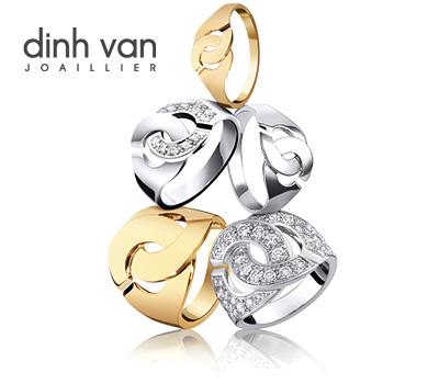 Bijoux Menottes de Dinh Van