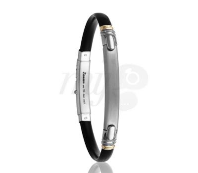 Bracelet Homme Silicone Noir - Ocarat
