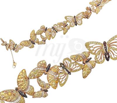 Bracelet Papillons - Chopard Joaillerie