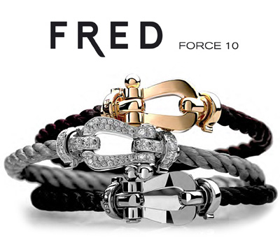 tout savoir des bracelets force 10 de fred made in. Black Bedroom Furniture Sets. Home Design Ideas