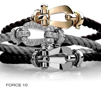 Bracelets Fred Force 10 joaillerie en or