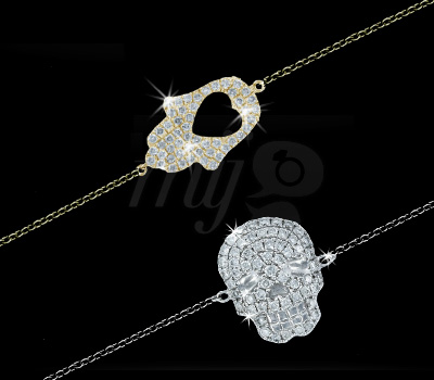 Bracelets Or et Diamants - Maayane Joaillerie
