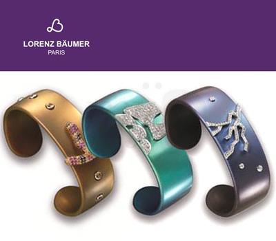 Bracelets Titane Été 2012 - Lorenz Baumer