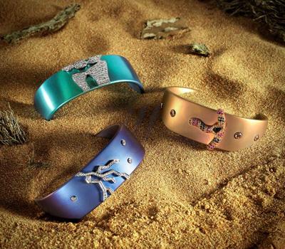 Bracelets Titane - Lorenz Baumer Joaillerie