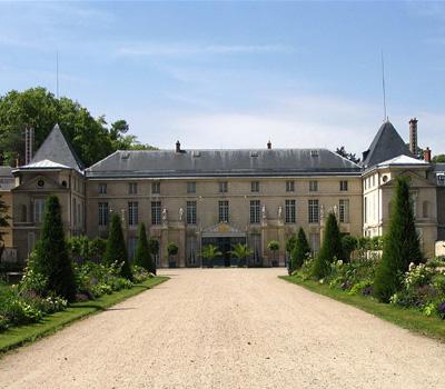 Château de Malmaison - Roseraie Ancienne Piaget