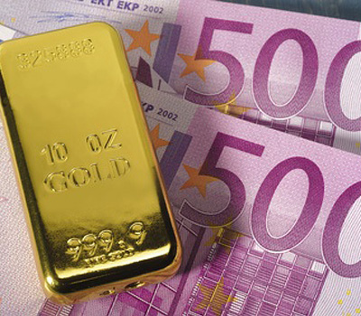 Prix du gramme d'or en euro
