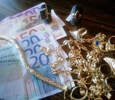 Rachat au prix de l'or 18 carats