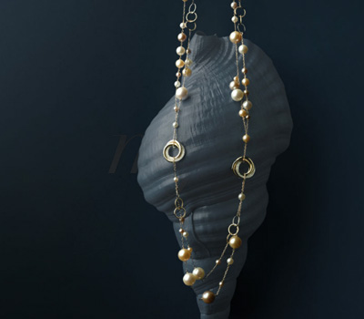 Sautoir Trinity Perles - Cartier