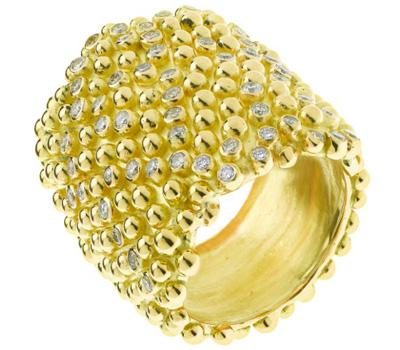 Bague Pour Toujours en or et diamants de Garnazelle