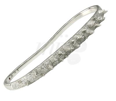 Bracelet Gaydamak Jewellery et Lauren Rubinski