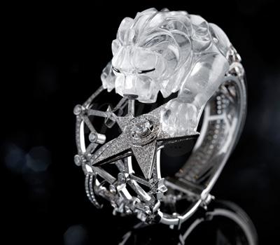 Bracelet Lion - Chanel Joaillerie 1932