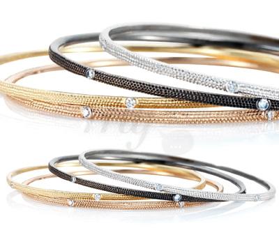 Bracelets Joncs - Azulea De Beers
