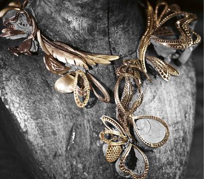 Collier Bouquet d'Ailes Atelier - L'Artisan du Rêve Boucheron
