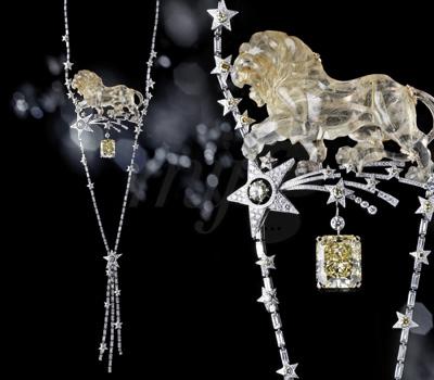 Collier Lion - Chanel Joaillerie 1932