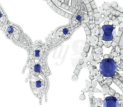 Collier 7 Étoiles - Van Cleef & Arpels Palais de la Chance