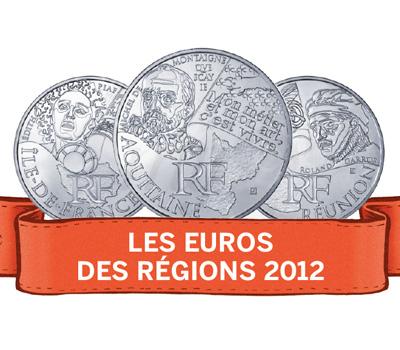 Euros des Régions 2012 - Monnaie Argent
