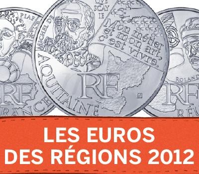 Euros des Régions - Aquitaine