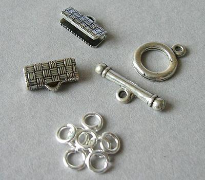 Kit de fermoirs pour bracelets Liberty