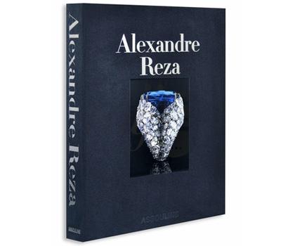 Livre Alexandre Reza Joaillerie