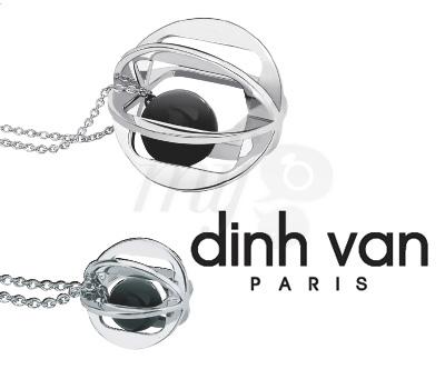 Sphère Dinh Van Version Collier et Sautoir