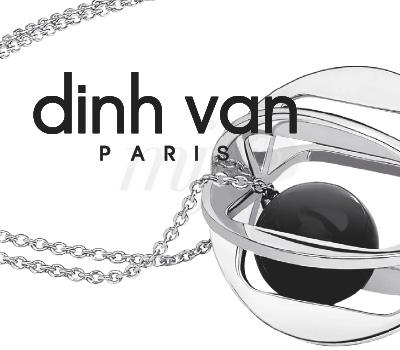 Pendentif Sphère - Dinh Van Joaillerie