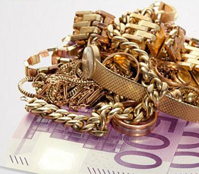 Le bon prix pour le rachat d'or