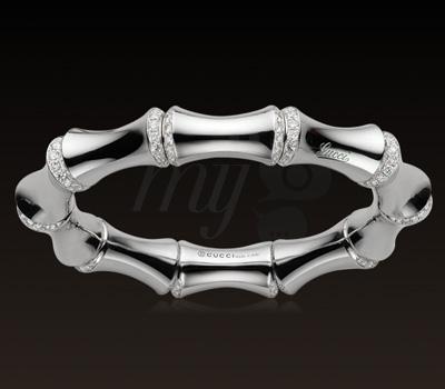 Bracelet Bamboo Diamants - Gucci