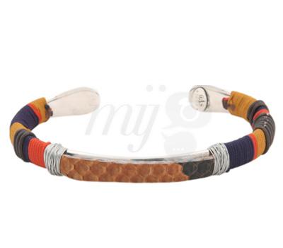 Bracelet Jonc Python - Gas Bijoux