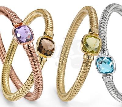 Bracelets Primavera Pierres Fines - Roberto Coin
