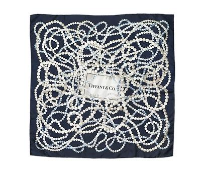 Carré de Soie Perles - Tiffany & Co