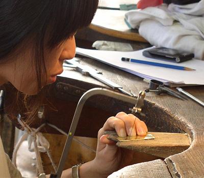 Formation pour adulte en bijouterie à l'Afedap