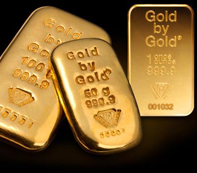 Mini lingots ou lingotins chez Gold by Gold