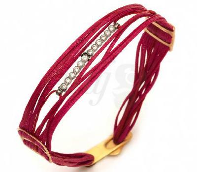 Red Bracelet - Apriati Joaillerie