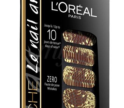 Vernis Color Riche Nail Art Or l'Oréal